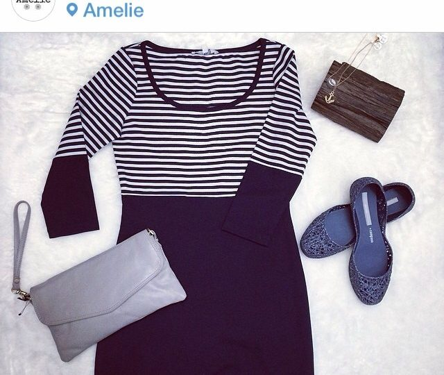 Shout out to @shopamelie for featuring our anchor necklace in your look today!  Stop by Amelie if you happen to be in Claremont!  #anchor #nautical #14kcharmnecklaces #alexisjewelryla