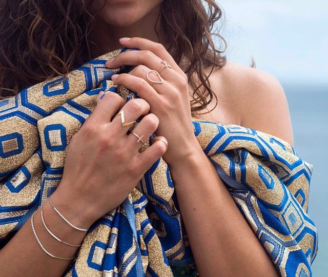 All She Ever Wanted Was To Be By The Sea  New Summer Pieces Now Available on our EShop #AlexisJewelry #Dainty #jewelry #MadeinLA #Summer  #Loving
