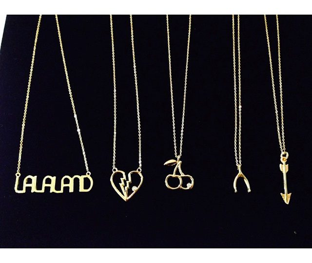 Charmed, I'm sure.  #AlexisJewelry #Charms #LalaLand  #MadeinLa