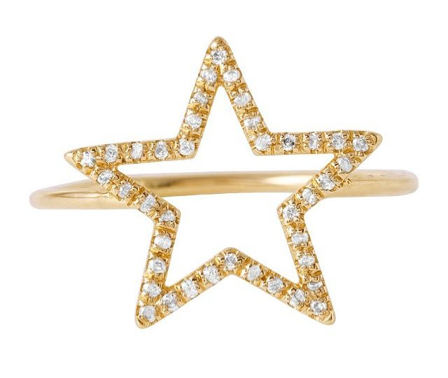 Shoot for the Moon, and if you miss you'll be among the stars  #AlexisJewelry #Dainty #Jewelry #14k #Gold #Diamonds #ShineOn