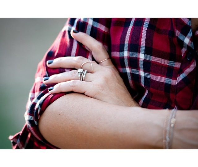 Stacking #Rings + Comfy #Flannel= #Monday Perfection  #AlexisJewelry #MadeinLA #Dainty #Jewels