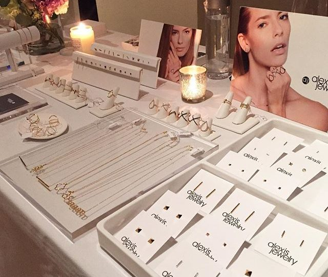 We're here! Stop by Skybar and come hang out with us | #alexisjewelry #finejewelry #skybar #mondrian #losangeles #westhollywood #jewelry #fullmoonbazaar