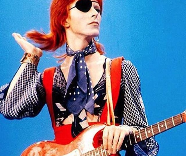 Heartbroken  Thank you for your creativity and artistry, David Bowie. You're an inspiration to us all and will surely be missed. #RIP #davidbowie #ziggystardust #heartbroken