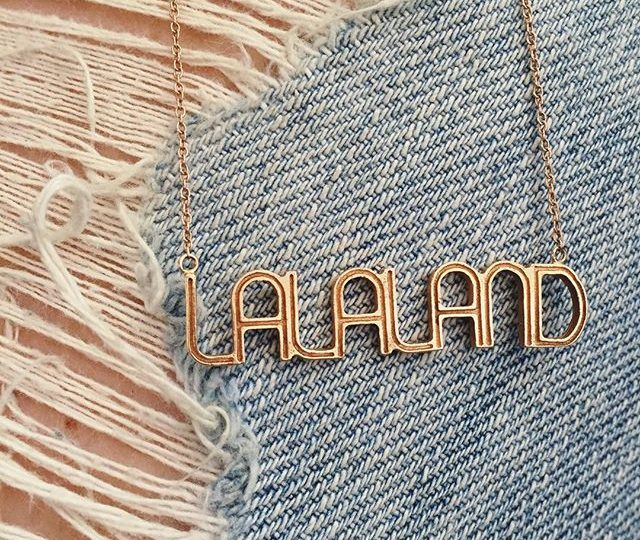 Finally, it's sunny again in Lalaland  #alexisjewelry #finejewelry #madeinla #losangeles #sundayfunday #sunny #lalaland #necklace #rosegold #jewelry